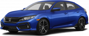 CIVIC HATCHBACK in Agoura Hills