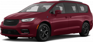 CHRYSLER PACIFICA HYBRID in Herald