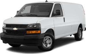 Tom Bell Chevrolet Express Cargo Van