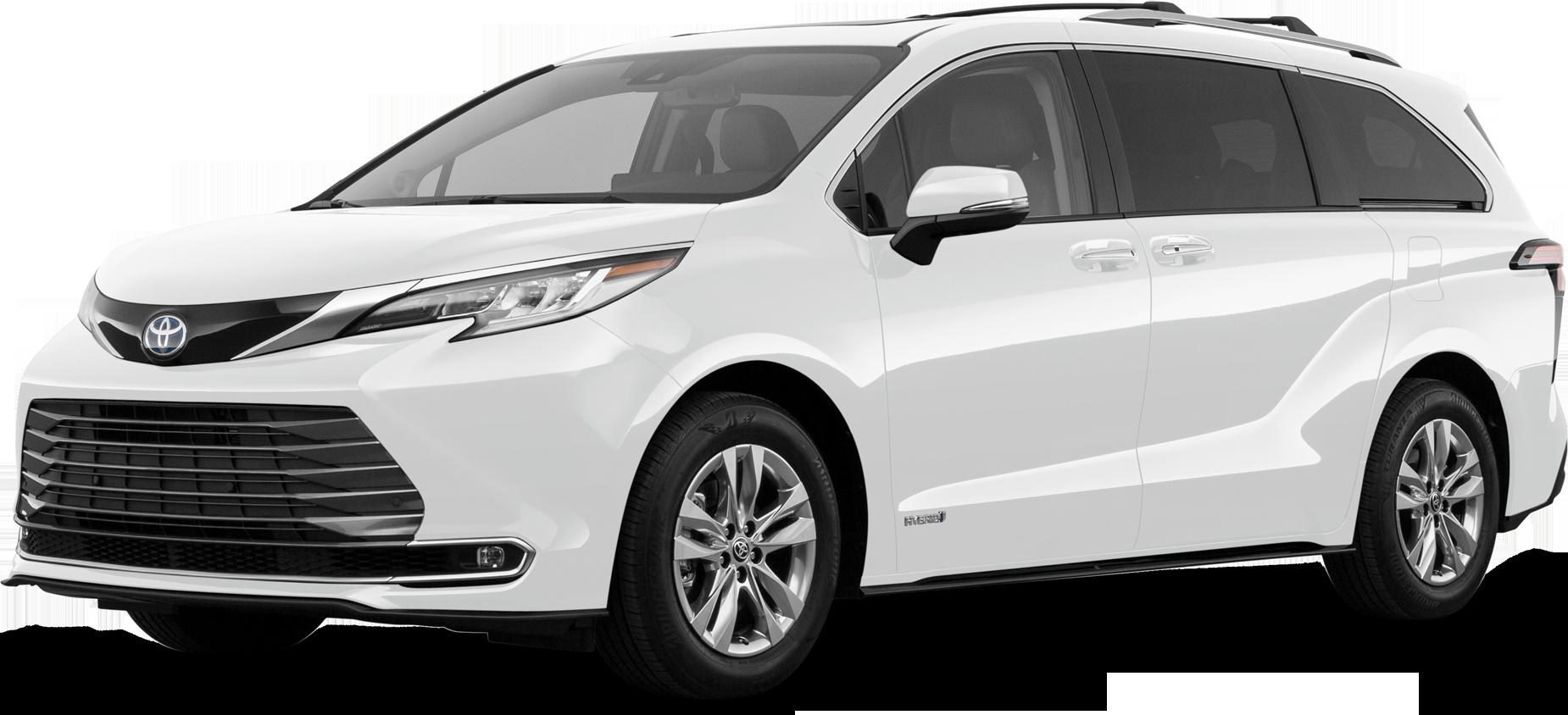 2021 Toyota Sienna XLE XLE FWD 8-Passenger Gas/Electric I-4 2.5 L/152 [1]
