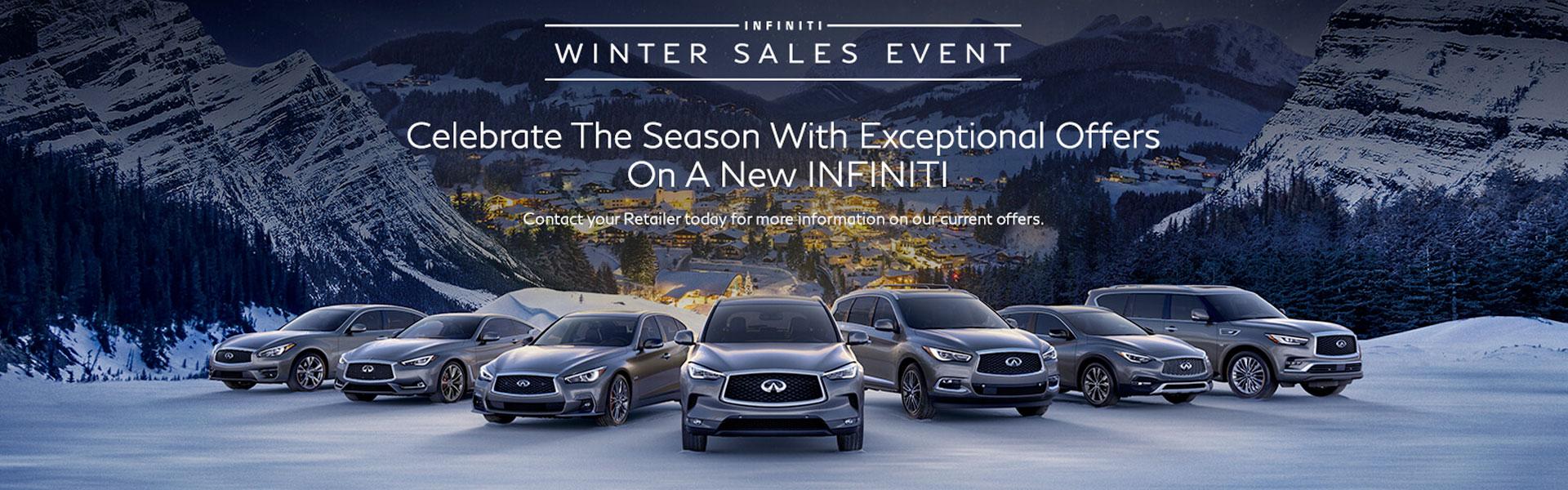 INFINITI WINTER EVENT