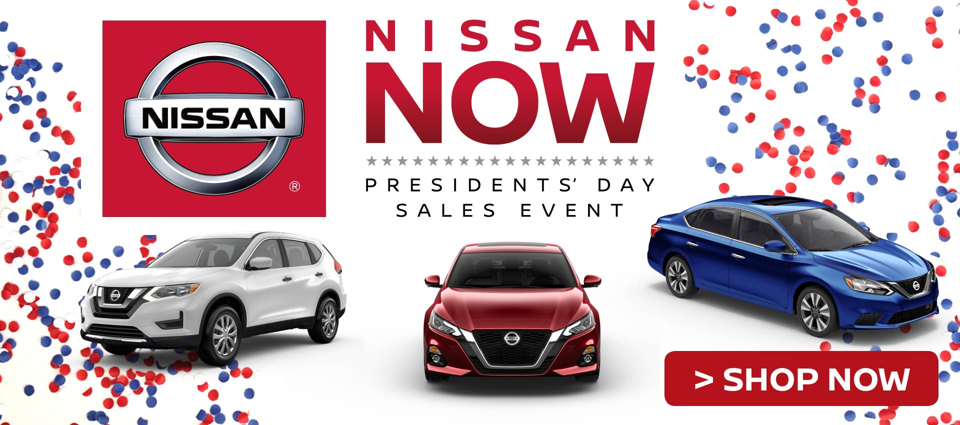 Mossy Nissan - Nissan Now Event HP