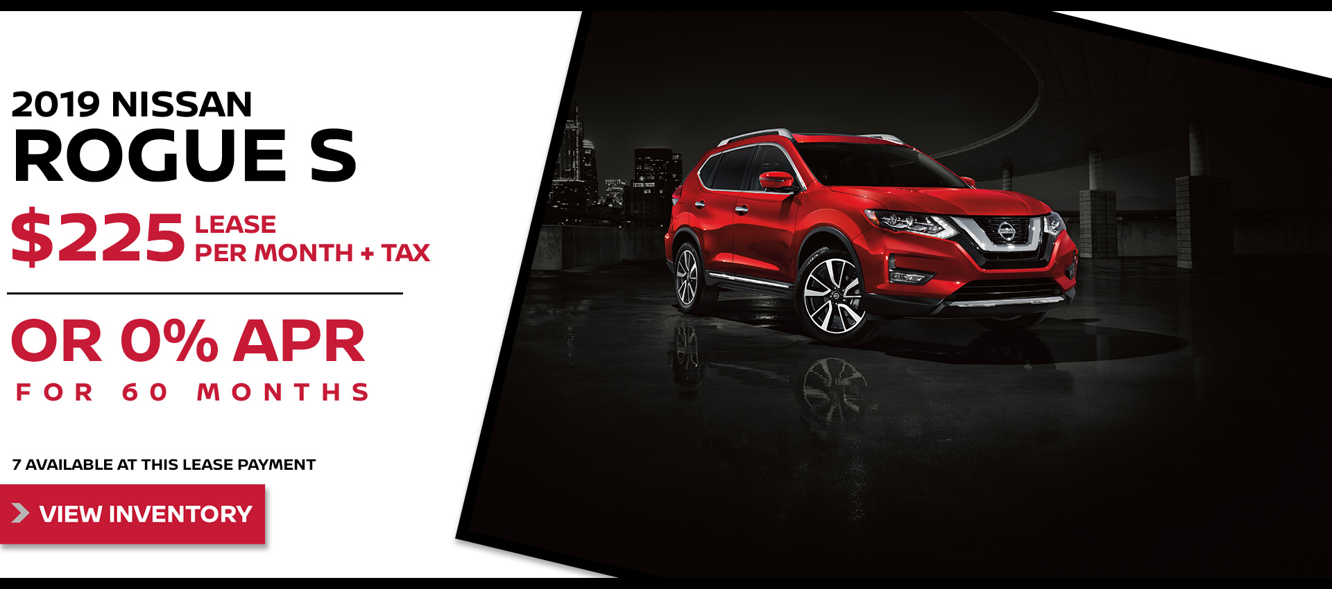 Mossy Nissan - Nissan Rogue $225 Lease HP