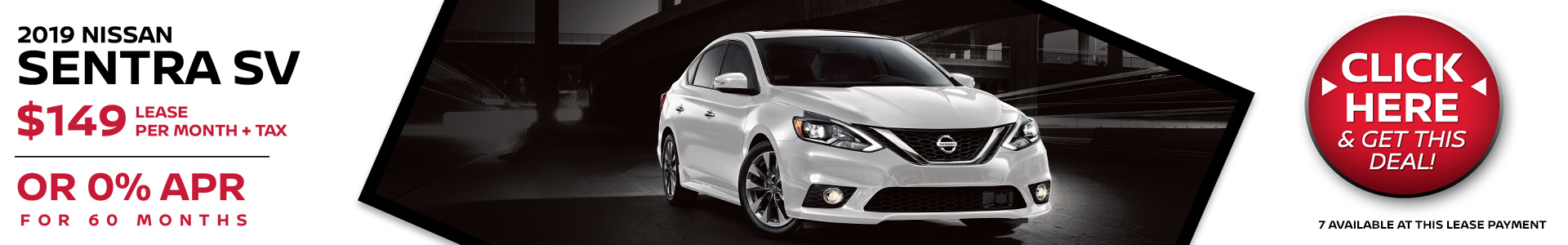 Mossy Nissan - Nissan Sentra $149 Lease