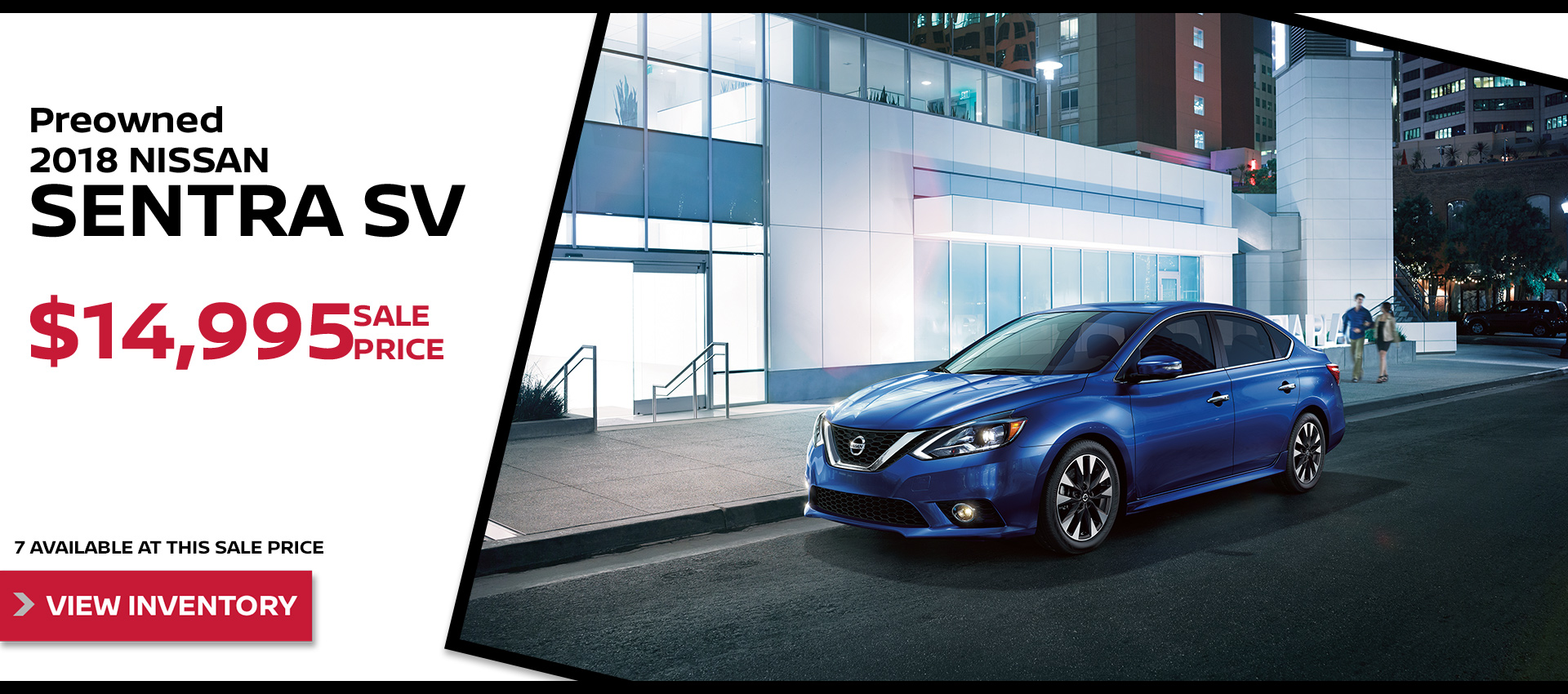 Mossy Nissan - PreOwned Sentra HP
