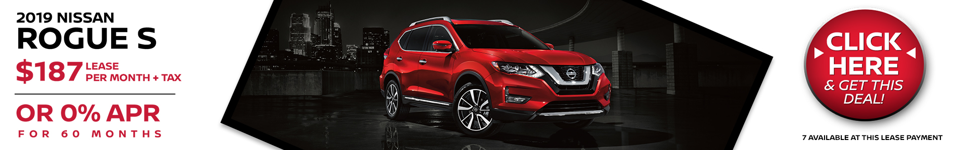 Mossy Nissan - Nissan Rogue $187 Lease