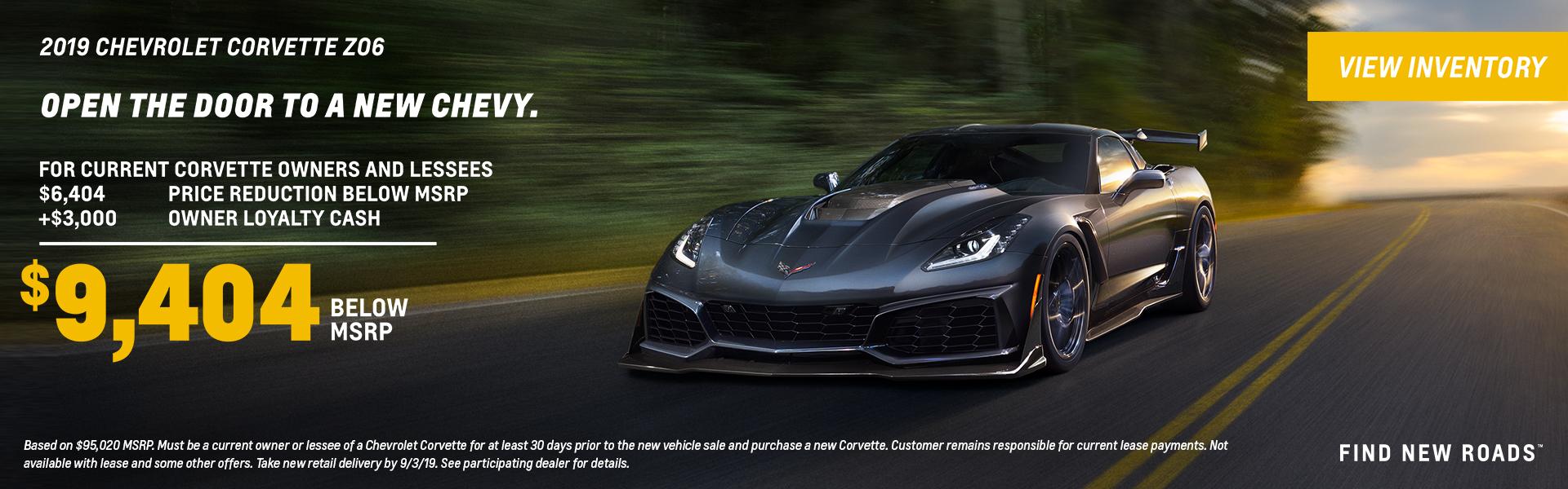 Corvette OEM
