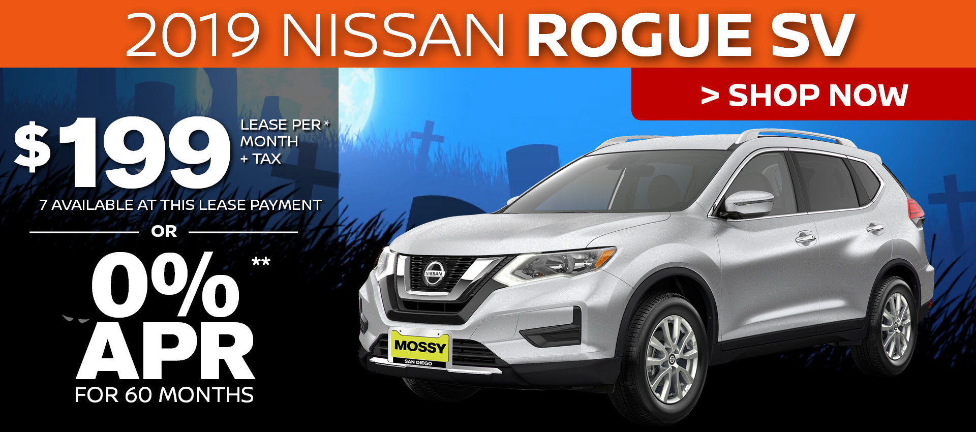 Mossy Nissan - Nissan Rogue SV HP