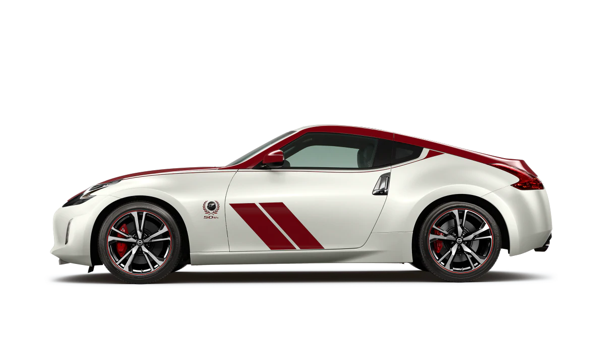 Team Nissan of Oxnard 370z Nissan