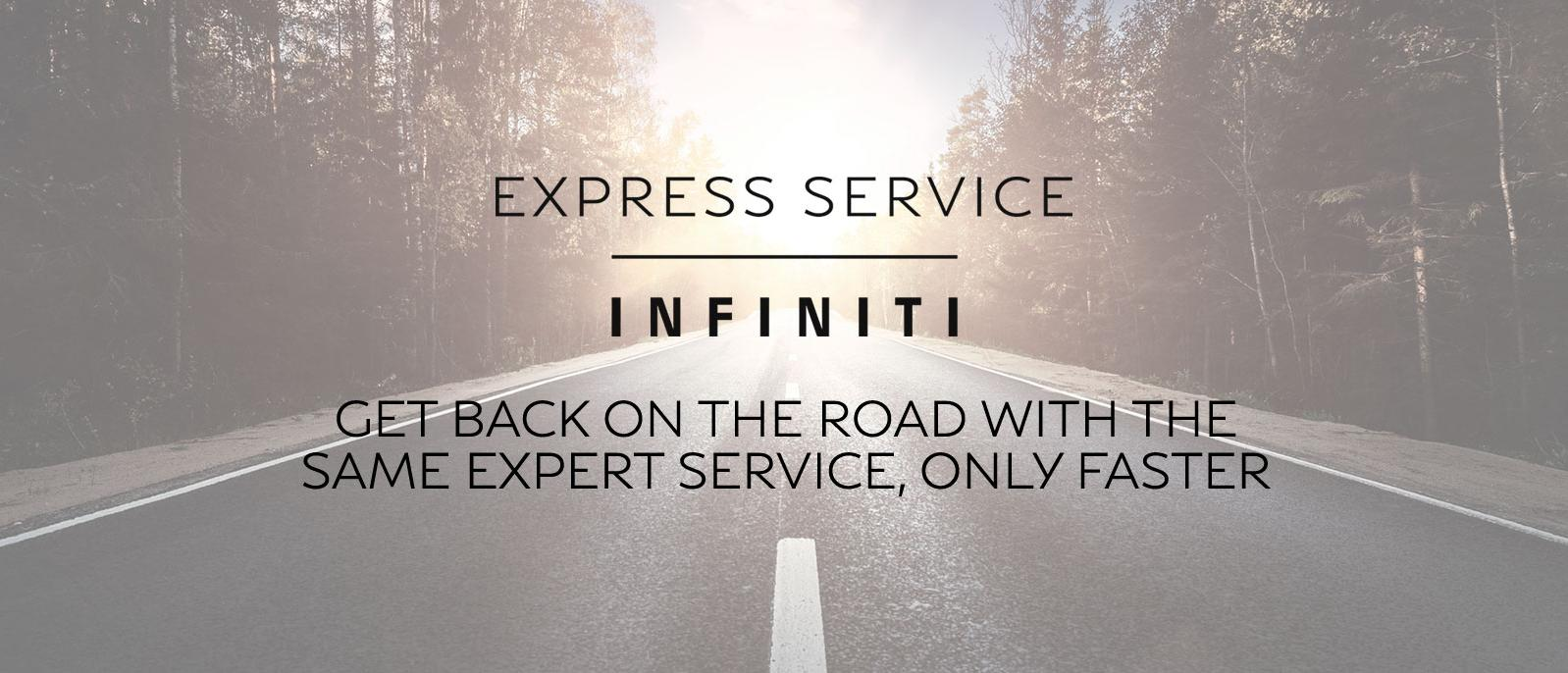 INFINITI of Massapequa Express Service