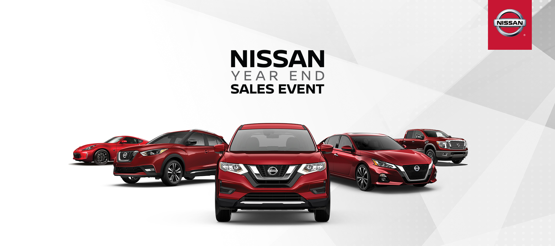 Mossy Nissan - Year End Event