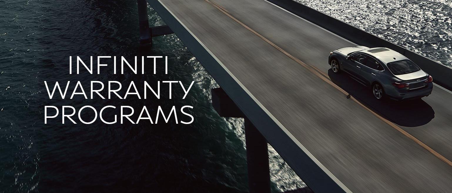 INFINITI Warranty Programs