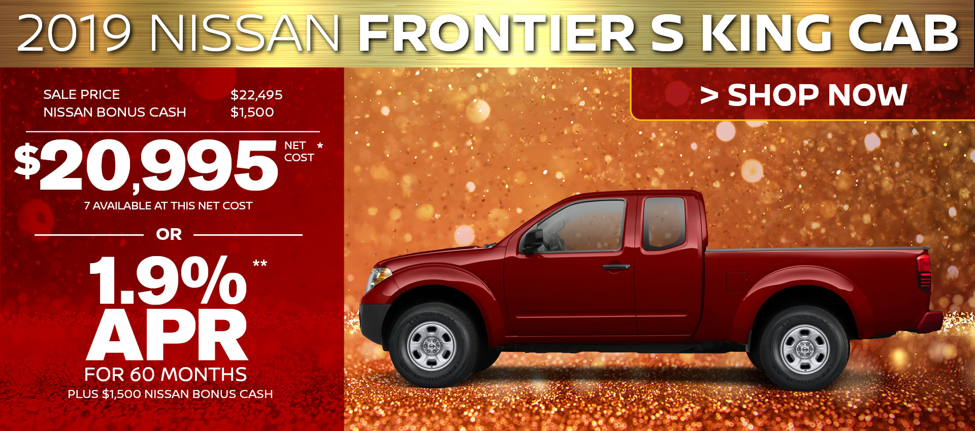 Mossy Nissan - Frontier King HP