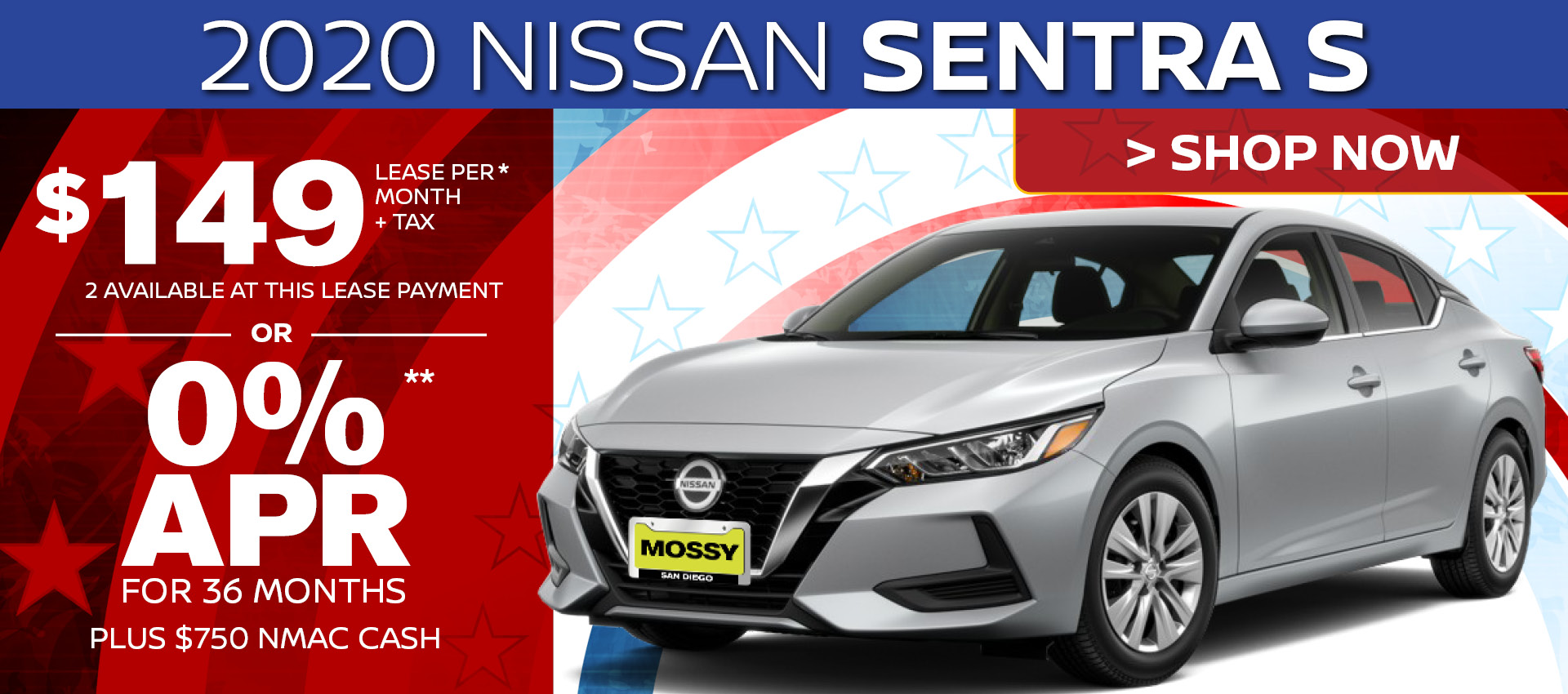 Mossy Nissan - 2020 Sentra - HP