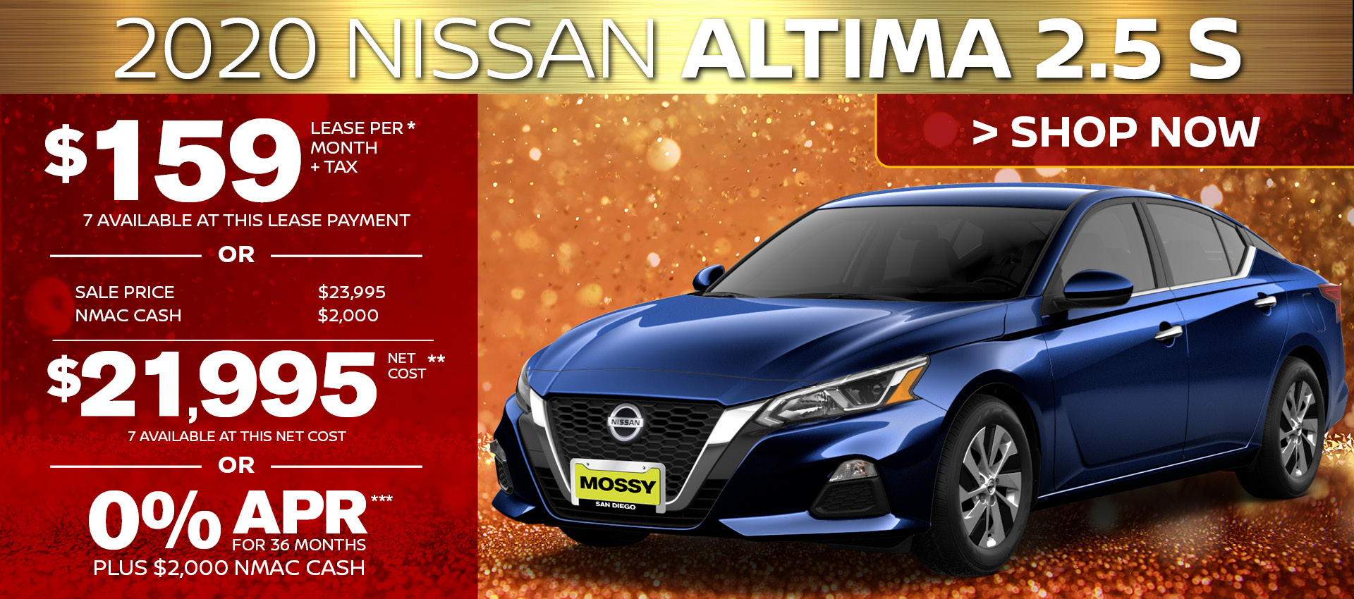 Mossy Nissan - Altima HP