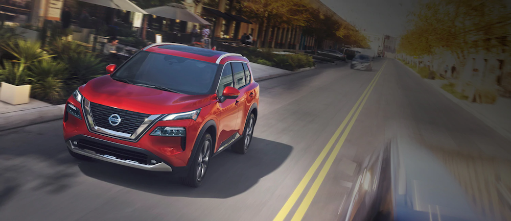 Introducing the All-New 2021 Nissan Rogue®