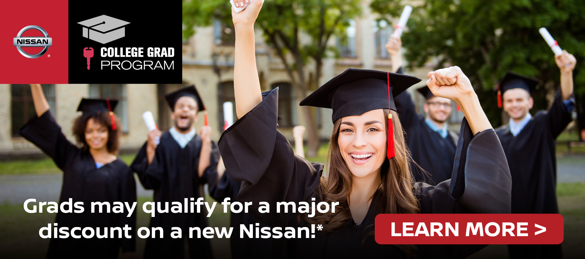 Mossy Nissan - College Grad