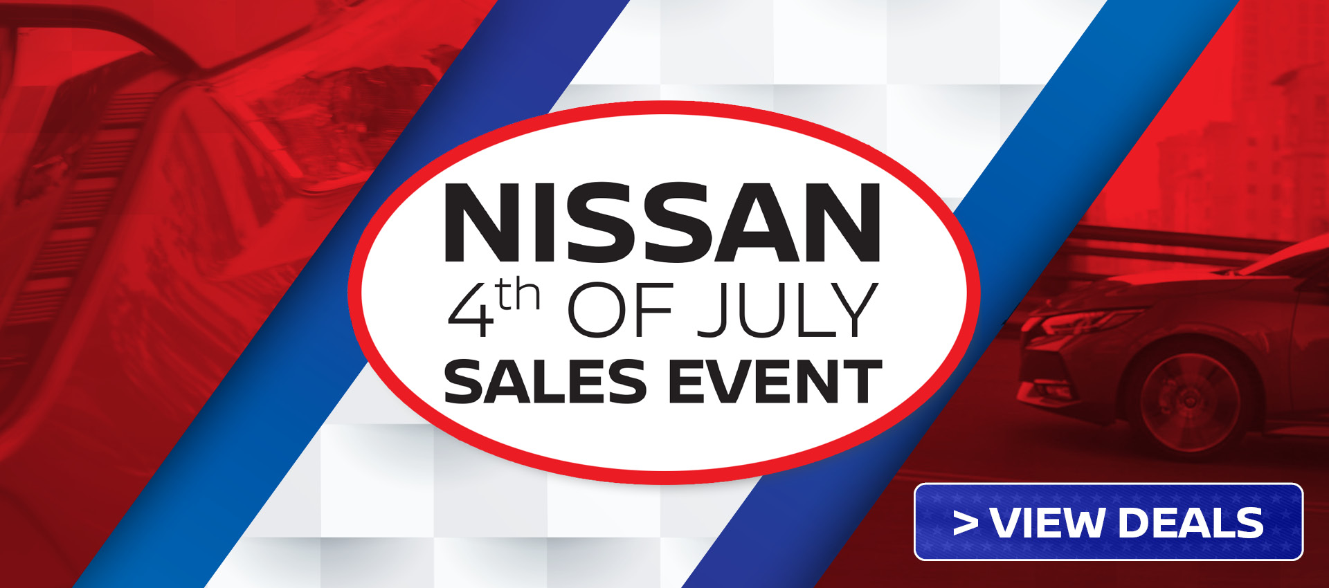 Mossy - Nissan Sales Event HP