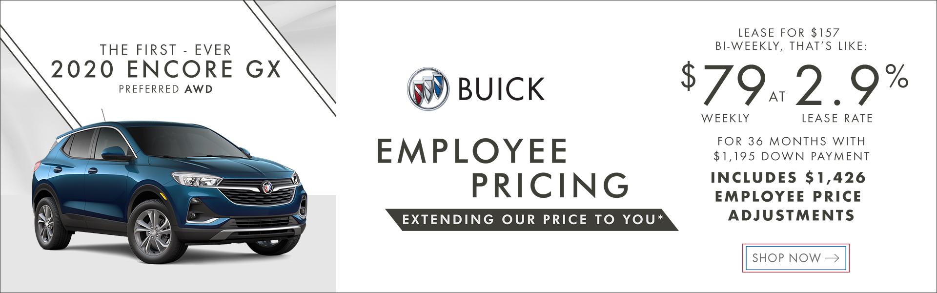 GMCCA - Western - Buick Encore GX