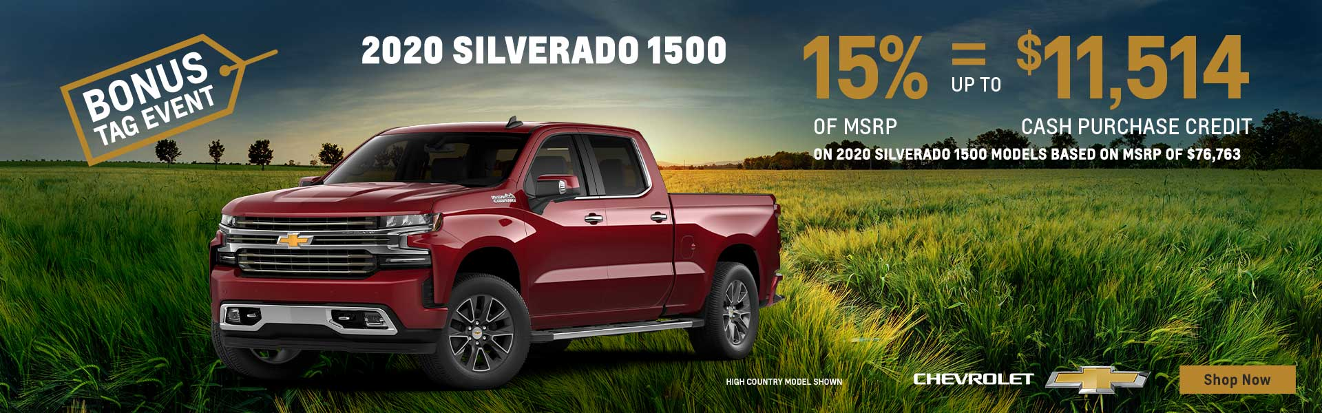 GMCCA - Western - Chevrolet Silverado 1500