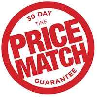 30 Day Tire Price Match Guarantee