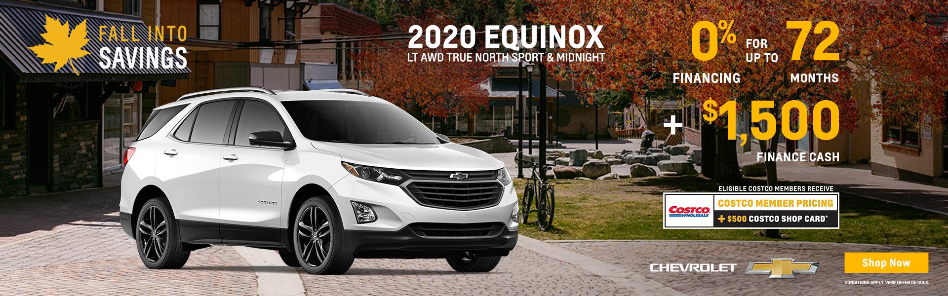 GMCCA - Western - Chevrolet Equinox