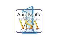 AutoPacific Vehicle Satisfaction Award