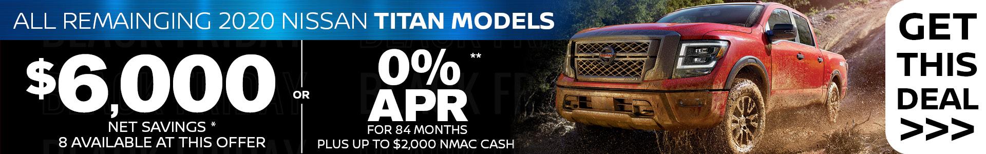 Mossy Nissan - Titan SRP