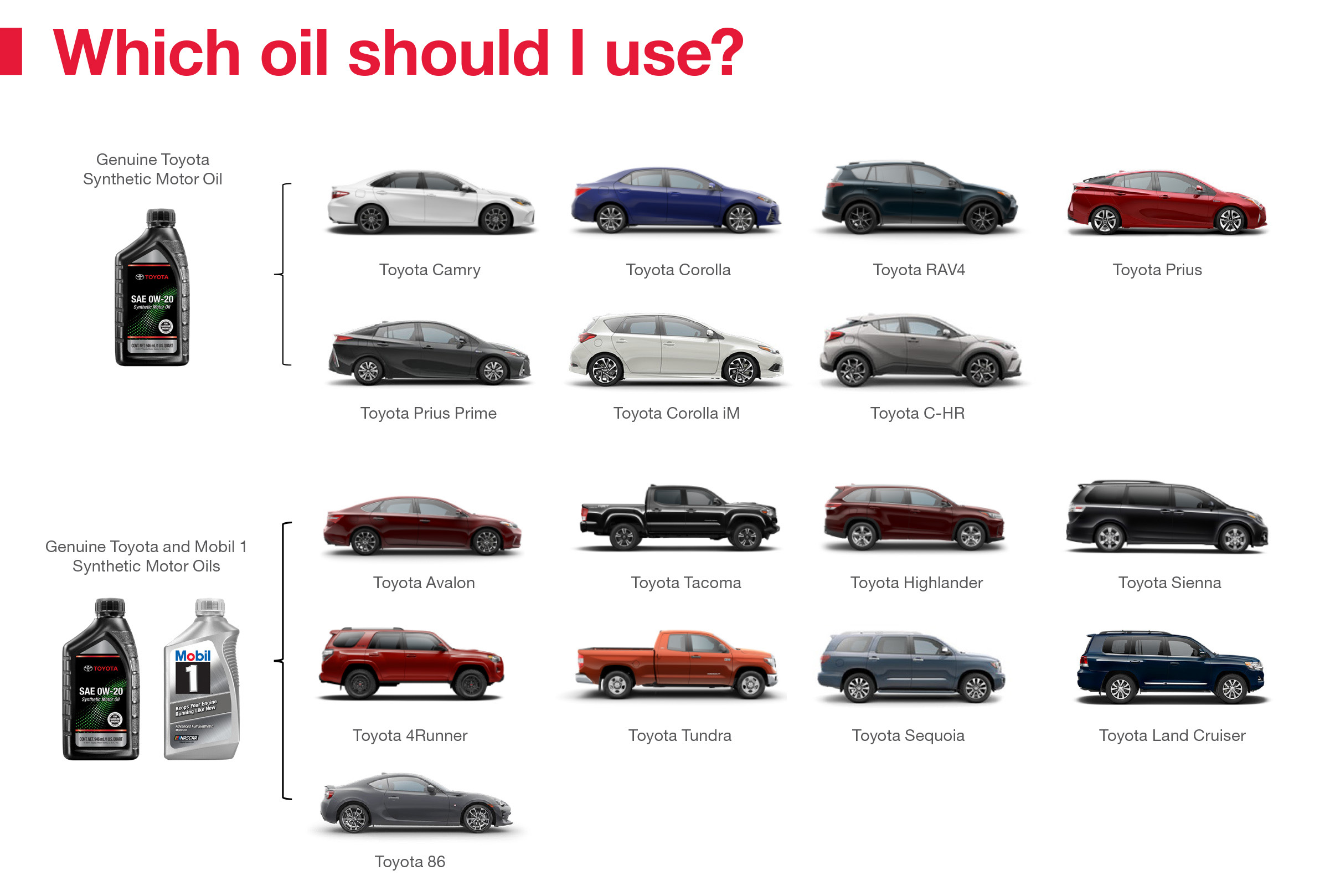 Which Oil Should I Use?