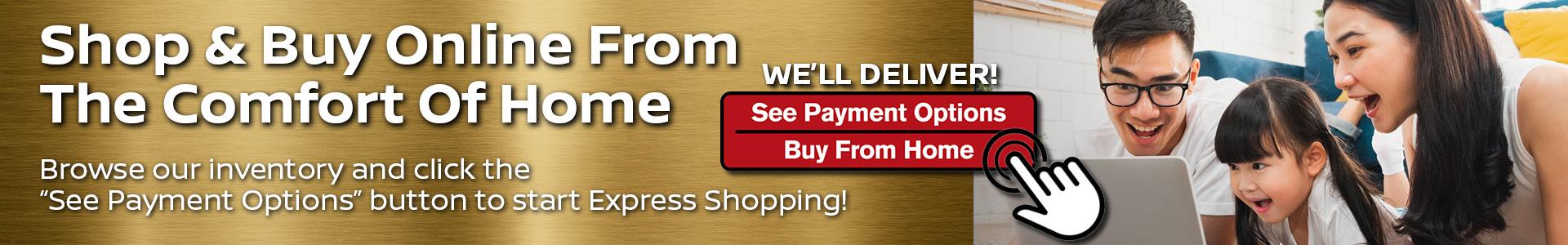 Mossy Nissan - Shop Online SRP