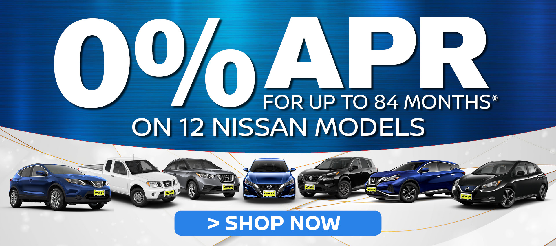 Mossy Nissan - 0%  - HP