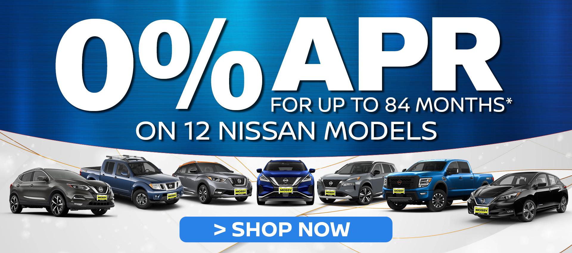 Mossy Nissan - 0%  - HP
