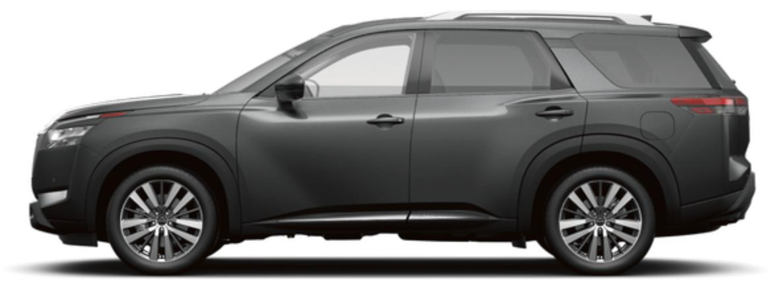 Nissan Pathfinder S 2WD