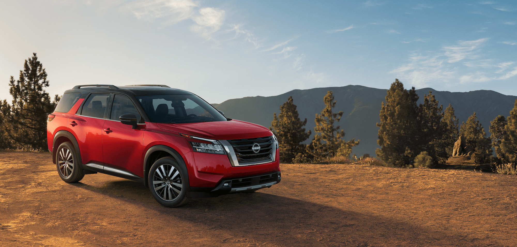 The All-New 2022 Nissan Pathfinder®