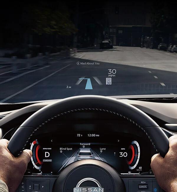 2022 Nissan Pathfinder Connectivity