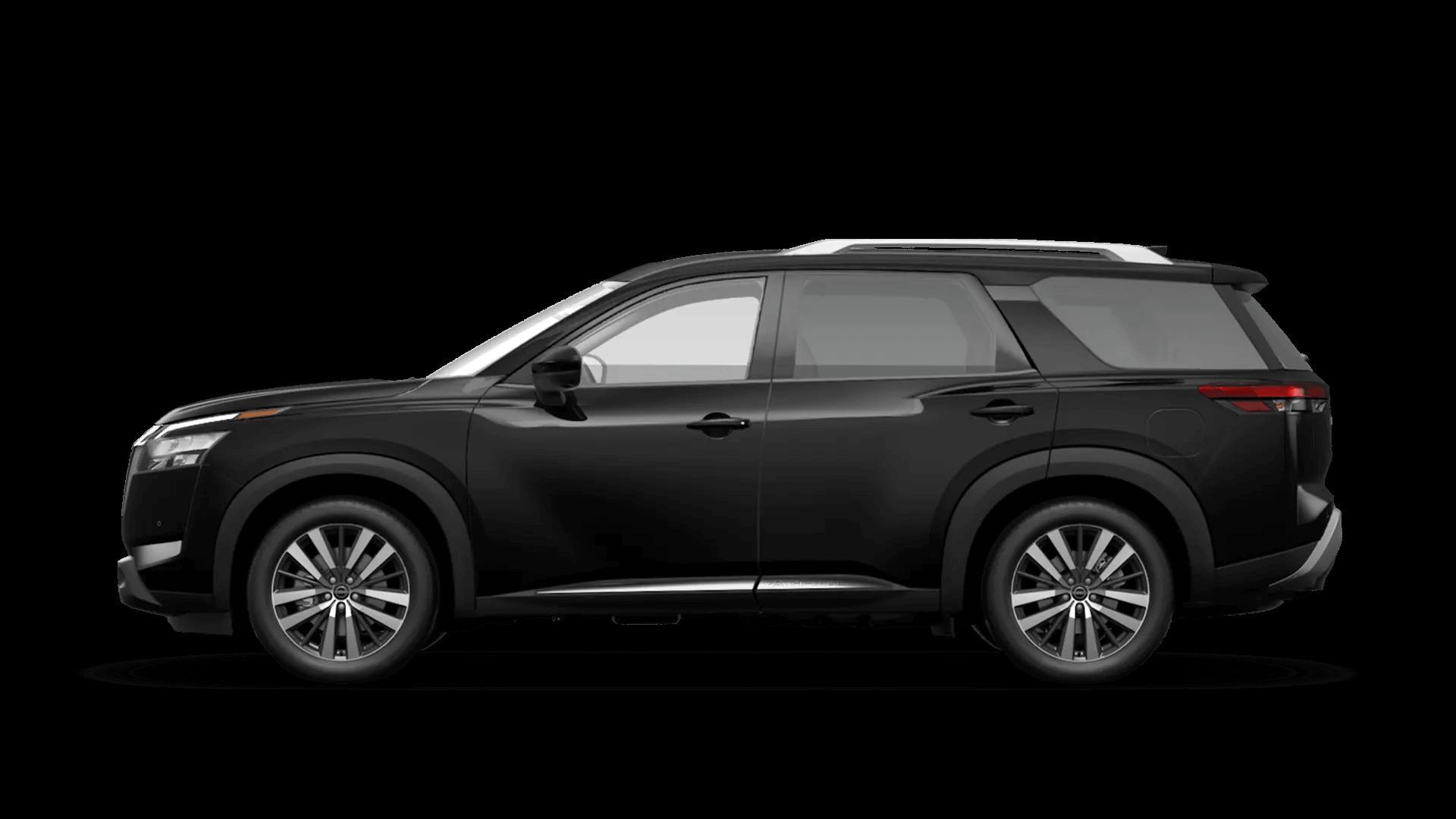 2022 Pathfinder® Platinum 4WD in Super Black