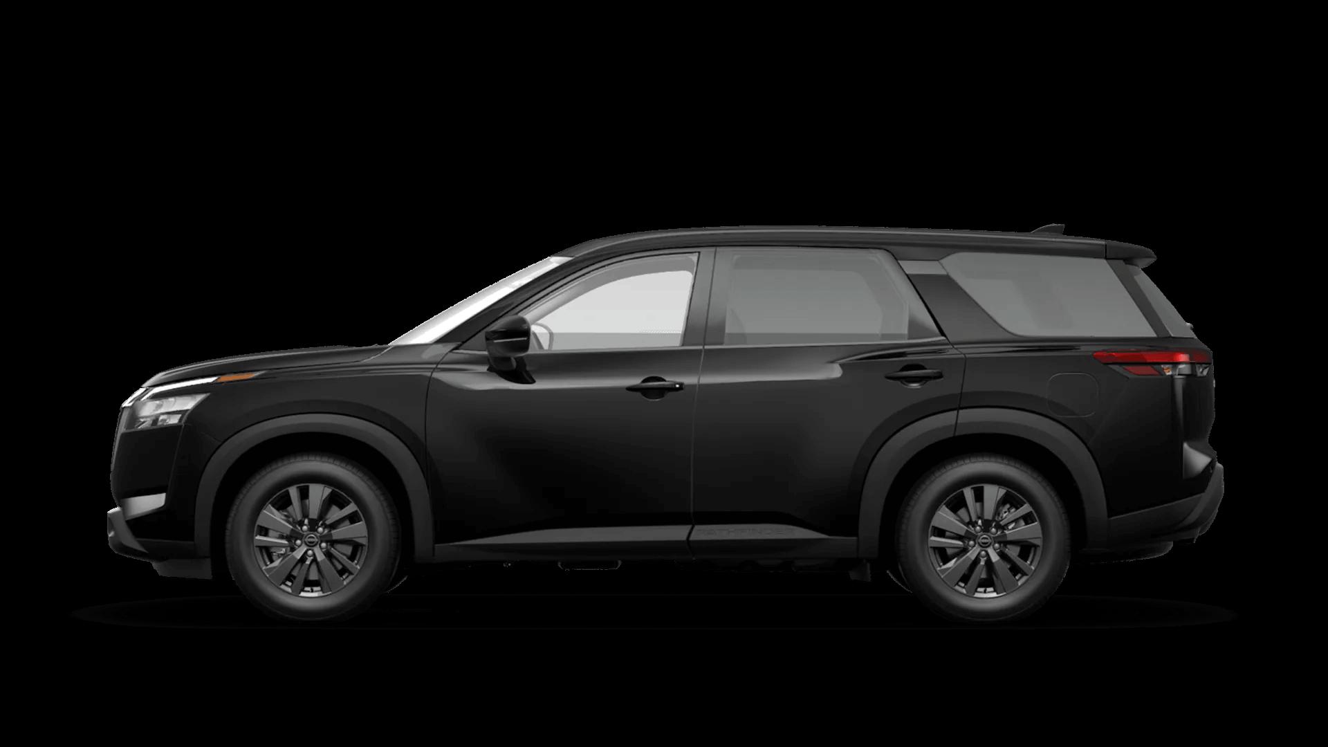 2022 Pathfinder® S 2WD in Super Black