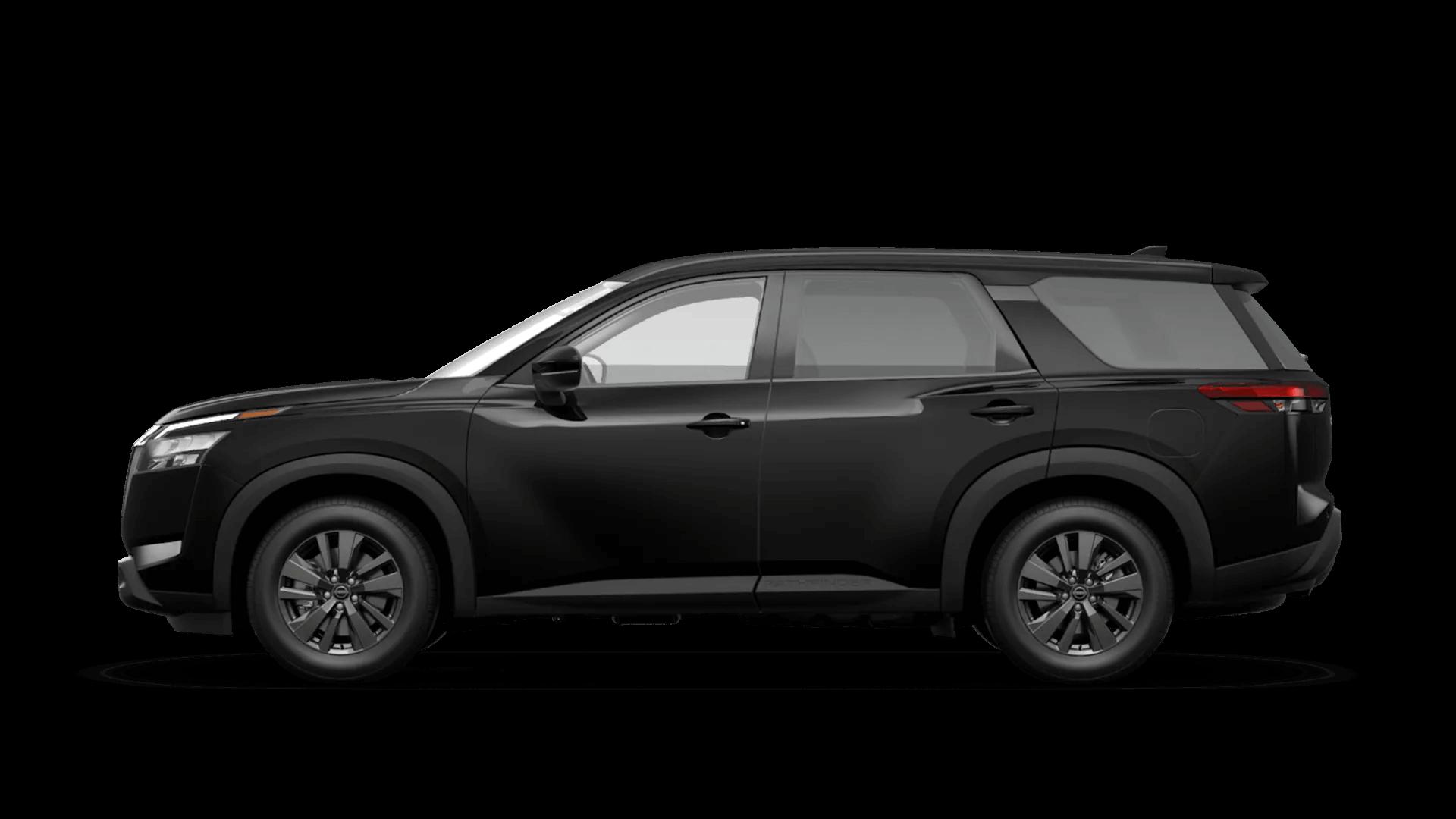 2022 Pathfinder® S 4WD in Super Black