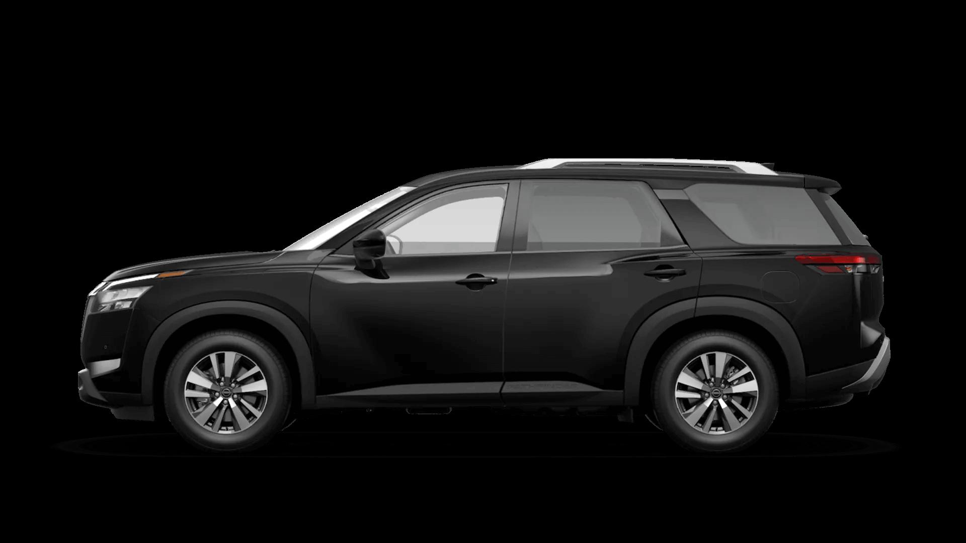 2022 Pathfinder® SL 4WD in Super Black