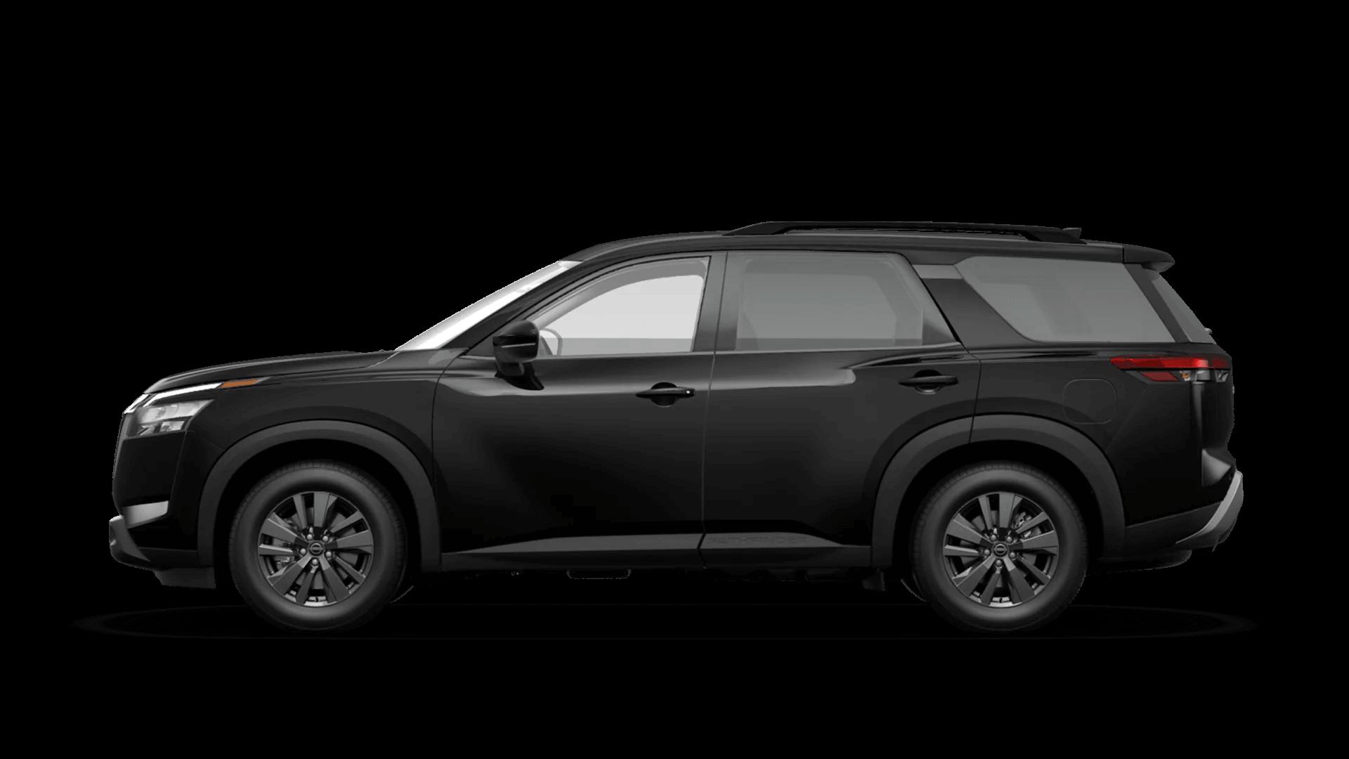 2022 Pathfinder® SV 4WD in Super Black